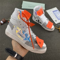 Off-White High Tops Shoes For Women #785543