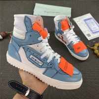 Off-White High Tops Shoes For Women #785544