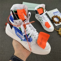 Off-White High Tops Shoes For Women #785548