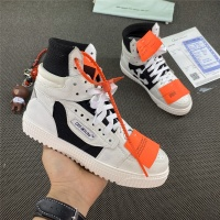Off-White High Tops Shoes For Men #785549