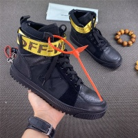 Off-White High Tops Shoes For Women #785555