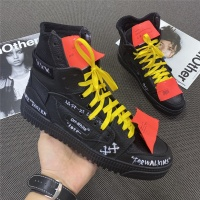 Off-White High Tops Shoes For Men #785557
