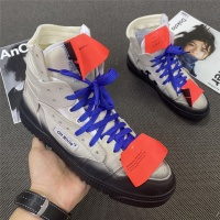 Off-White High Tops Shoes For Men #785558