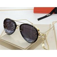 Fendi AAA Quality Sunglasses #787455