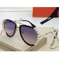 Fendi AAA Quality Sunglasses #787459