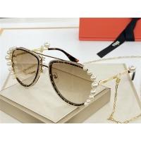 Fendi AAA Quality Sunglasses #787463