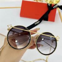 Fendi AAA Quality Sunglasses #787468