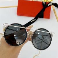 Fendi AAA Quality Sunglasses #787469