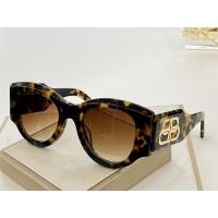 Balenciaga AAA Quality Sunglasses #787490