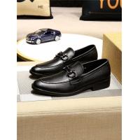 Ferragamo Salvatore FS Leather Shoes For Men #788050
