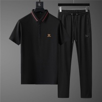 Armani Tracksuits Short Sleeved Polo For Men #789119