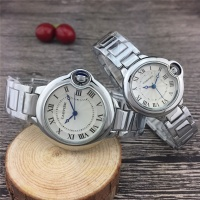Cartier Couple Watches For Unisex #789524