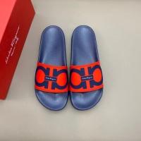 Ferragamo Salvatore FS Slippers For Men #790601