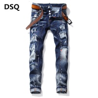 Dsquared Jeans Trousers For Men #790813