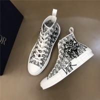 Christian Dior High Tops Shoes For Men #791356