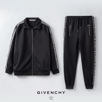 Givenchy Tracksuits Long Sleeved Zipper For Men #793180