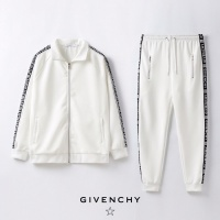 Givenchy Tracksuits Long Sleeved Zipper For Men #793181