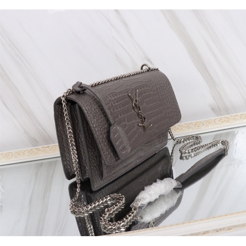 Cheap Yves Saint Laurent YSL AAA Quality Messenger Bags For Women #799051 Replica Wholesale [$102.82 USD] [W#799051] on Replica Yves Saint Laurent YSL AAA Messenger Bags