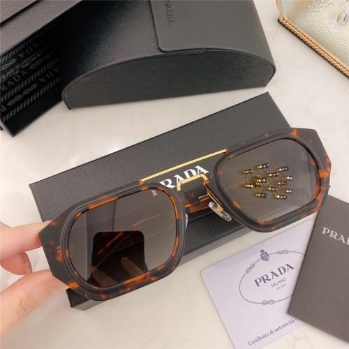 Prada AAA Quality Sunglasses #799253