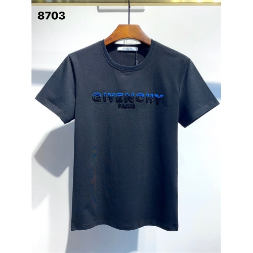 Cheap Givenchy T-Shirts Short Sleeved O-Neck For Men #800007 Replica Wholesale [$25.22 USD] [W#800007] on Replica Givenchy T-Shirts