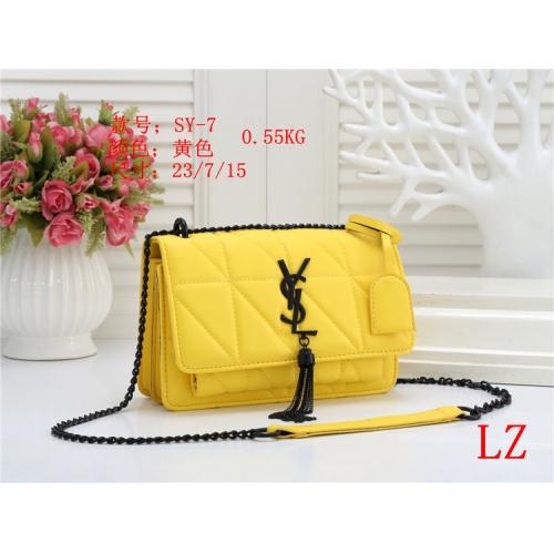 Cheap Yves Saint Laurent YSL Fashion Messenger Bags For Women #803878 Replica Wholesale [$26.19 USD] [W#803878] on Replica Yves Saint Laurent YSL Fashion Messenger Bags