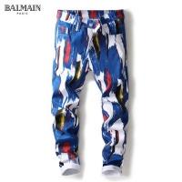 Balmain Jeans Trousers For Men #794786