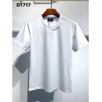 Dsquared T-Shirts Short Sleeved O-Neck For Men #795086