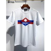 Dsquared T-Shirts Short Sleeved O-Neck For Men #795092