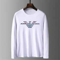 Armani T-Shirts Long Sleeved O-Neck For Men #797489