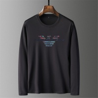 Armani T-Shirts Long Sleeved O-Neck For Men #797490