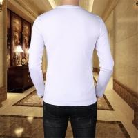 Cheap Armani T-Shirts Long Sleeved O-Neck For Men #797495 Replica Wholesale [$39.77 USD] [W#797495] on Replica Armani T-Shirts