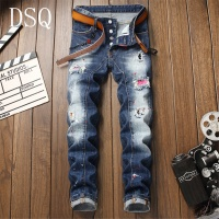 Dsquared Jeans Trousers For Men #798453