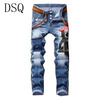 Dsquared Jeans Trousers For Men #798456