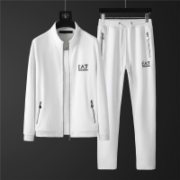 Armani Tracksuits Long Sleeved Zipper For Men #798811