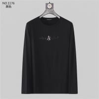 Armani T-Shirts Long Sleeved O-Neck For Men #799713