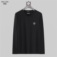 Versace T-Shirts Long Sleeved O-Neck For Men #799731