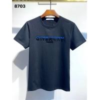 Givenchy T-Shirts Short Sleeved O-Neck For Men #800007