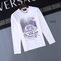 Moncler T-Shirts Long Sleeved O-Neck For Men #803076