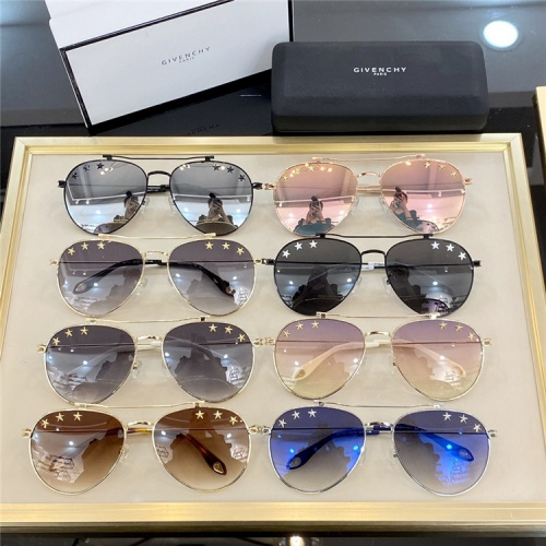 Cheap Givenchy AAA Quality Sunglasses #805038 Replica Wholesale [$64.02 USD] [W#805038] on Replica Givenchy AAA Sunglasses