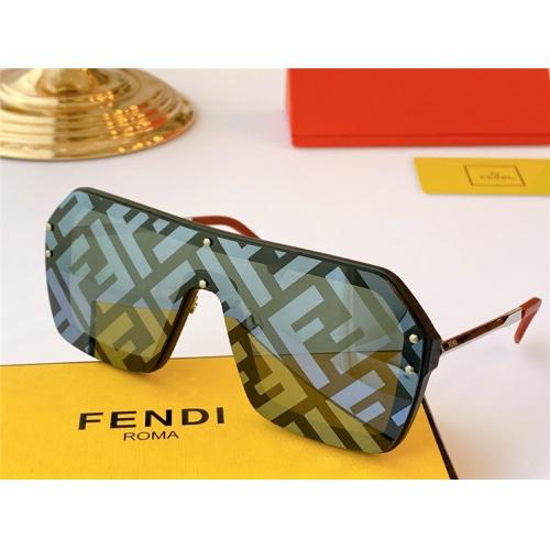 Fendi AAA Quality Sunglasses #806362