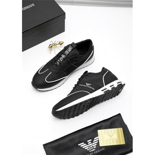 Cheap Armani Casual Shoes For Men #809904 Replica Wholesale [$72.00 USD] [W#809904] on Replica Armani Casual Shoes