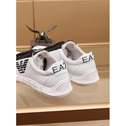 Cheap Armani Casual Shoes For Men #810189 Replica Wholesale [$76.00 USD] [W#810189] on Replica Armani Casual Shoes