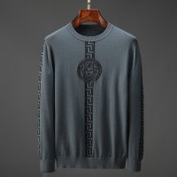 Versace Sweaters Long Sleeved O-Neck For Men #805483