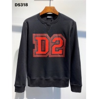 Dsquared Hoodies Long Sleeved O-Neck For Men #806675
