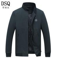 Dsquared Jackets Long Sleeved Zipper For Men #807070