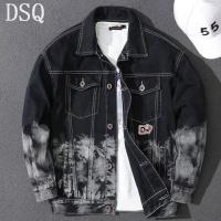 Dsquared Jackets Long Sleeved For Men #807074