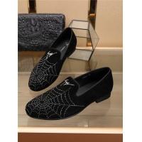 Giuseppe Zanotti Leather Shoes For Men #807284