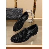 Giuseppe Zanotti Leather Shoes For Men #807285