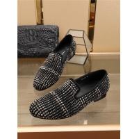 Giuseppe Zanotti Leather Shoes For Men #807286