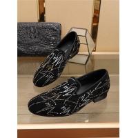 Giuseppe Zanotti Leather Shoes For Men #807288